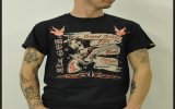 T-Shirt Uomo Six Gun Good Girl