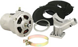 kit alternatore di concorrenza 12 Volts (comprende i codici. 81241 + 81285 + 58105 + 58730)