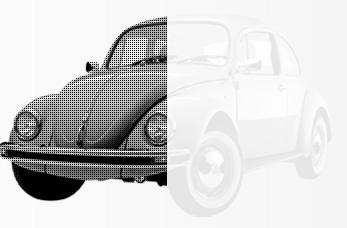 1200 fino 7/73 Fanalino posteriore completo volkwagen Maggiolino fino a 7/67 Marche tedesche